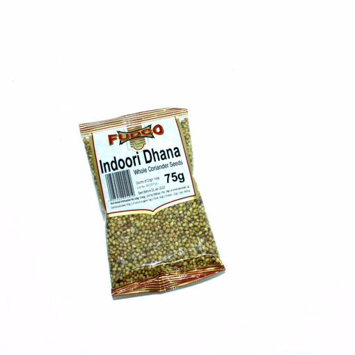 Picture of Fudco Whole Coriander Seeds 75G