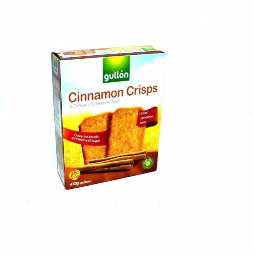 Picture of Gullon Cinnamon Crisps 470G