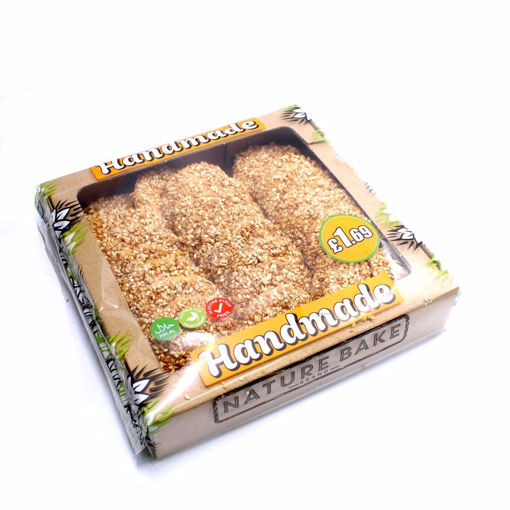 Picture of Hand Made Cookies With Sesame 300G
