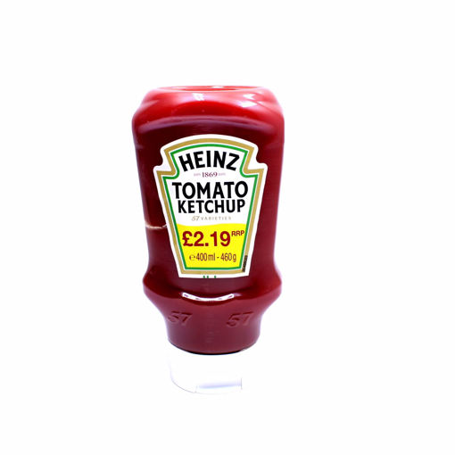 Picture of Heinz Tomato Ketchup 460G