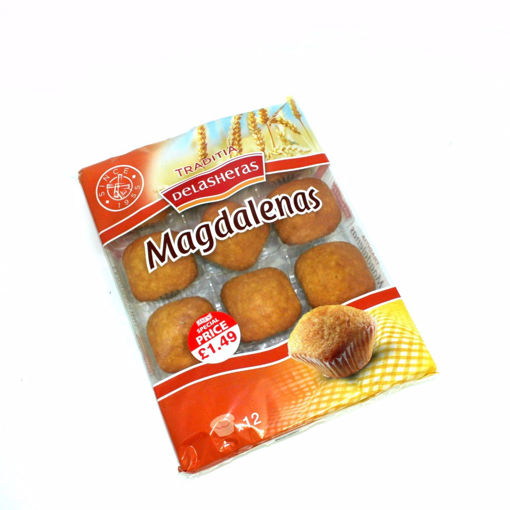 Picture of Jay's Delasheras Square Magdalenas 300G