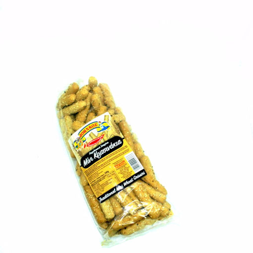 Picture of Johnsof Traditional Mini Wheat Grissini 260G