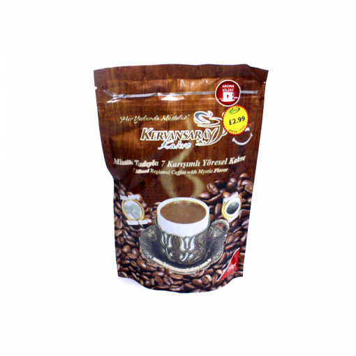 Picture of Kervansaray Coffee With Mustic Gum 250G