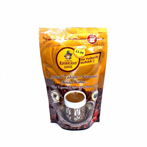 Picture of Kervansaray Coffee With Cardamom Flavour 250G