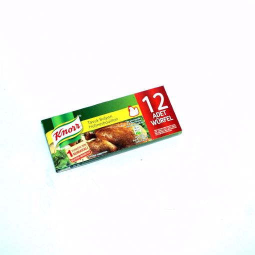 Picture of Knorr Chicken Flavour Stock Cube 120G