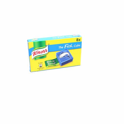 Picture of Knorr Fish Cube 80G