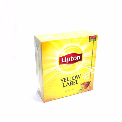 Picture of Lipton Yellow Label 100 Tea Bags 200G