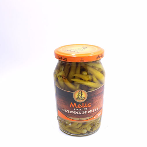 Picture of Melis Cayenne Peppers Pickles 330G