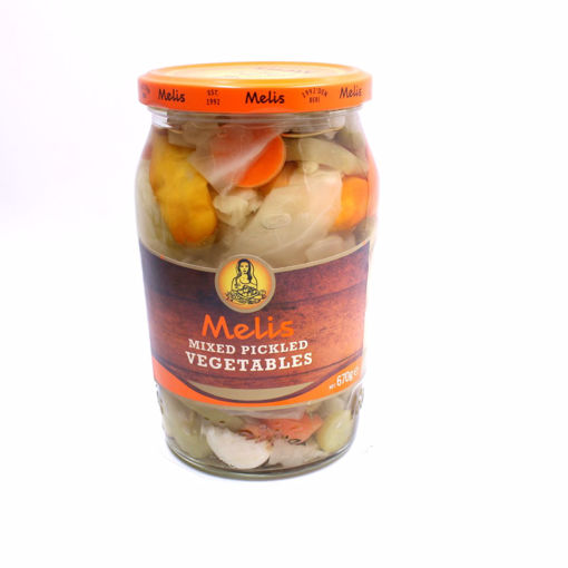 Picture of Melis Mixed Vegetable Pickles 670G
