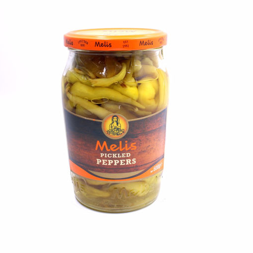 Picture of Melis Peppers Pickles 600G