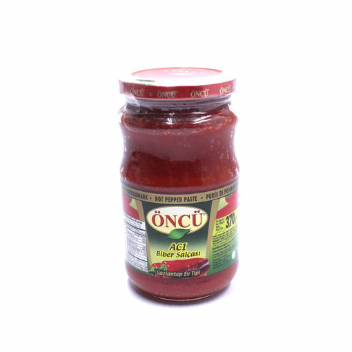 Picture of Oncu Hot Pepper Paste 370G