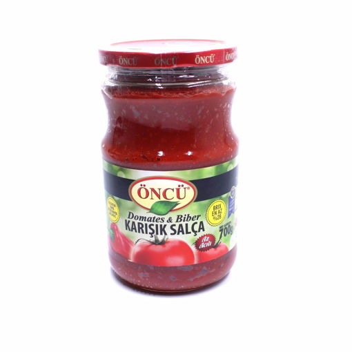 Picture of Oncu Tomato-Pepper Paste 700G