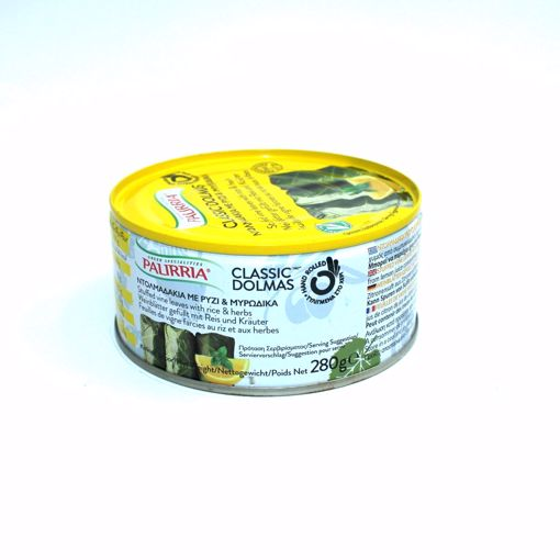 Picture of Palirria Stuffed Vine Leaves With Rice & Herbs 280G