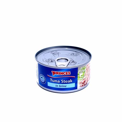 Picture of Princes Tuna Steak In Brine 185G