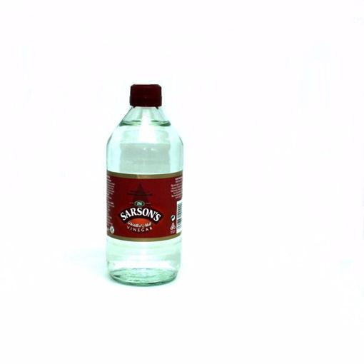 Picture of Sarson's Disilled Mall Vinegar 568Ml