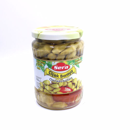 Picture of Sera Baby Okra In Brine 550G