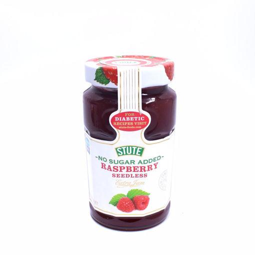 Picture of Stute Diabetic Raspberry Jam 430G