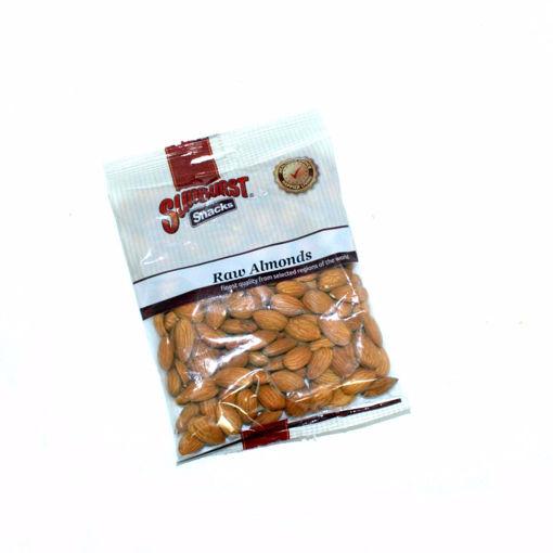 Picture of Sunburst Raw Almonds 180G