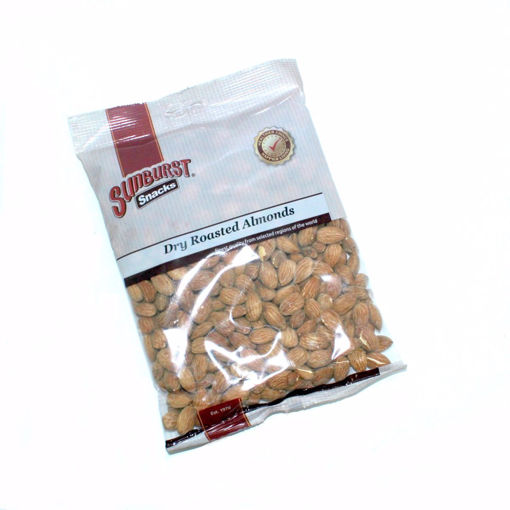 Picture of Sunburst Roasted Almond Nuts 480G