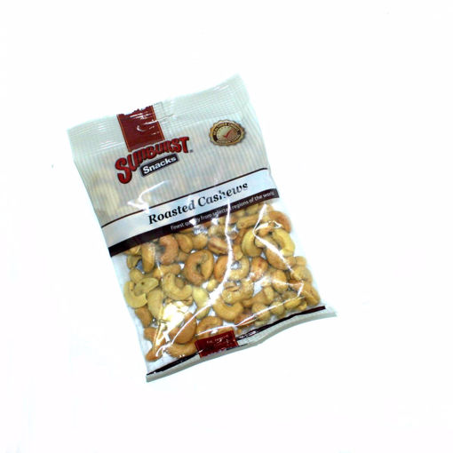 Picture of Sunburst Roasted Cashew Nuts 150G