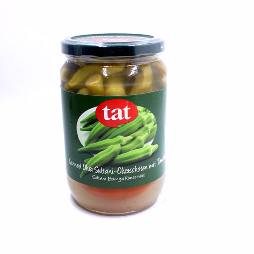 Picture of Tat Canned Okra 670G