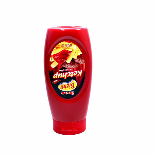 Picture of Ulker Bizim Hot Ketchup 420G
