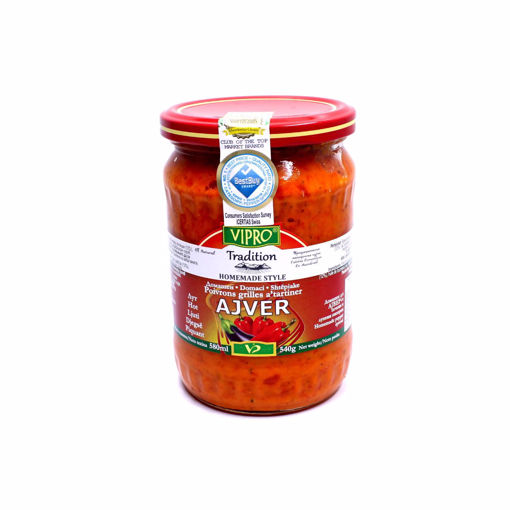 Picture of Vipro Ajvar Hot 580Ml