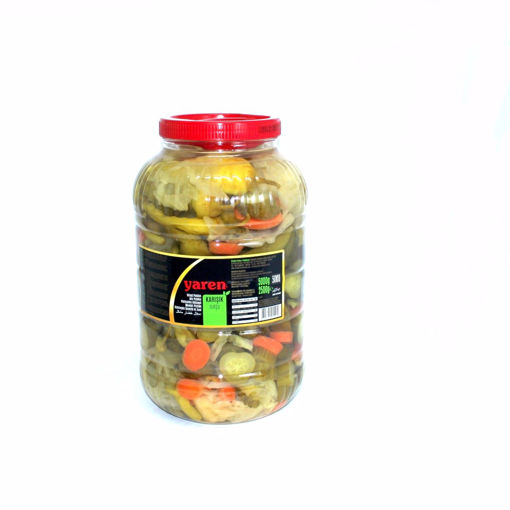 Picture of Yaren Mixed Pickles 5000G