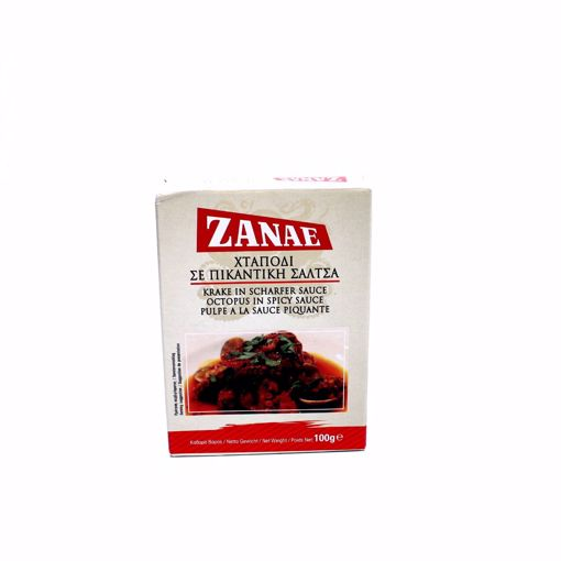 Picture of Zanae Octopus In Spicy Juice 100G