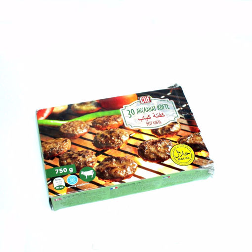 Picture of Elif 30 Beef Akcaabat Kofte 750G