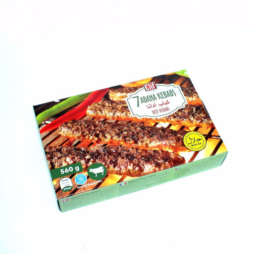 Picture of Elif 7 Adana Beef Kebabs 560G