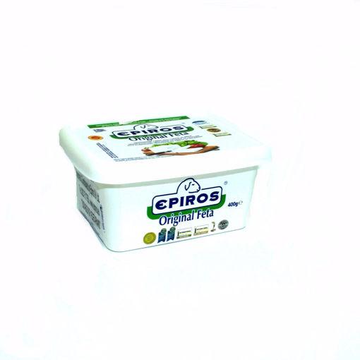 Picture of Epiros Original Feta Cheese In Brine 400G