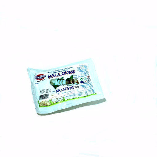 Picture of Souroullas Sheep & Goat Milk Halloumi Cheese 250G