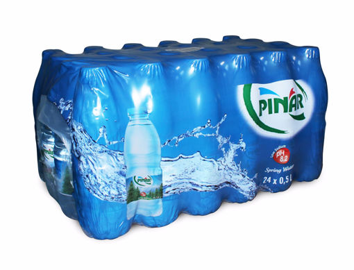Picture of Pinar Spring Water 24X0.5L