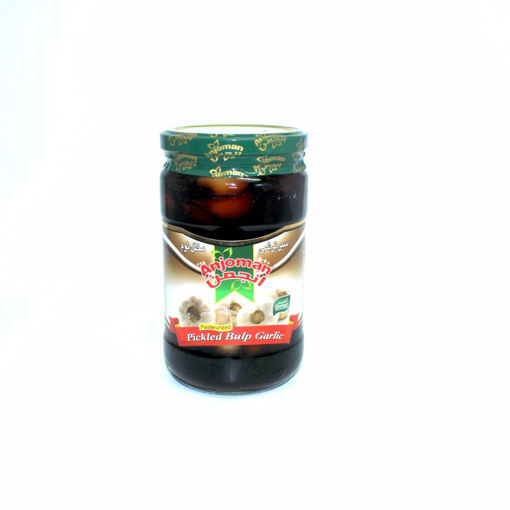 Picture of Anjoman Pickled Bulp Garlic 700G