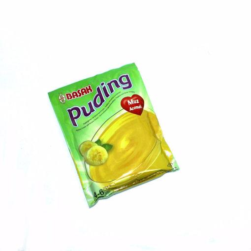 Picture of Basak Banana Pudding 130G