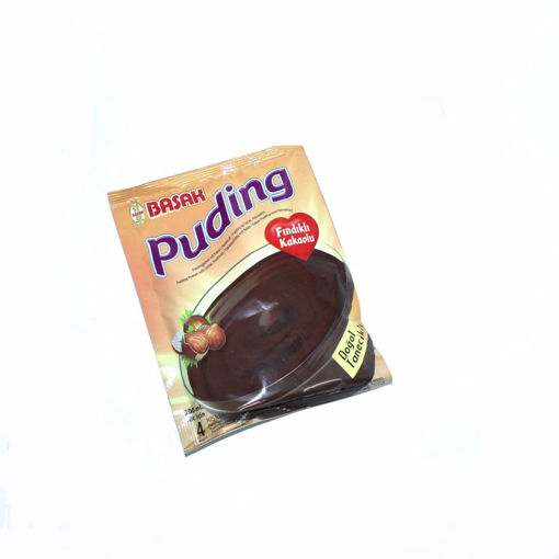 Picture of Basak Pudding With Cocoa & Hazelnut 110G