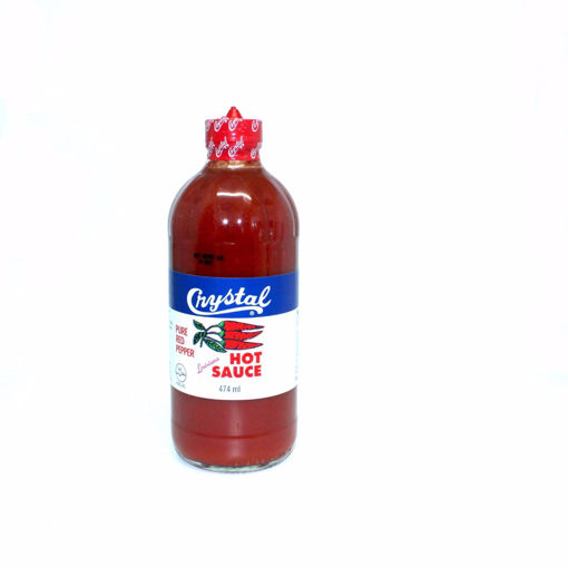 Picture of Crystal Hot Sauce 474Ml