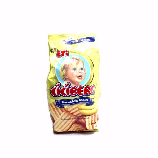 Picture of Eti Banana Baby Biscuits 172G