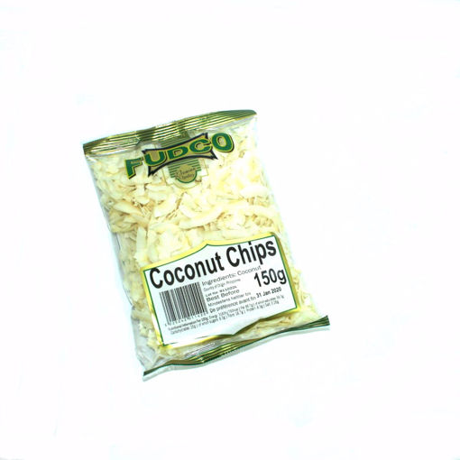 Picture of Fudco Chips Coconut 150G