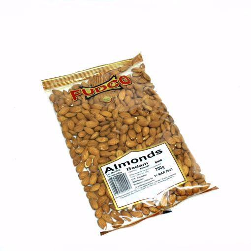 Picture of Fudco Raw Almonds 700G