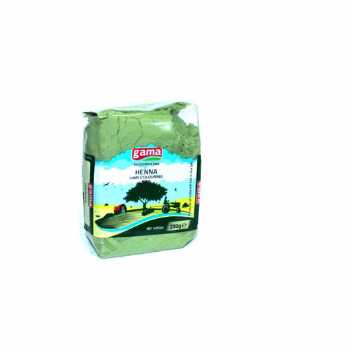 Picture of Gama Henna 200G