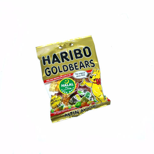 Picture of Haribo Goldenbear 80G