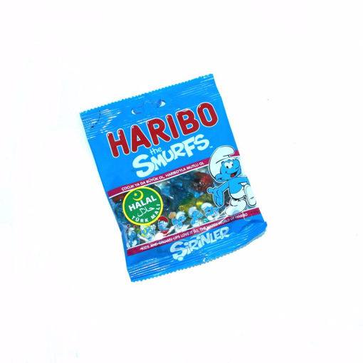 Picture of Haribo The Smurfs 75G