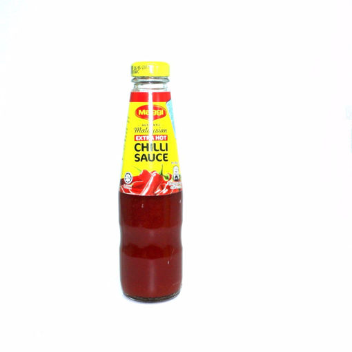 Picture of Maggi Malaysian Extra Hot Chilli Sauce 320G