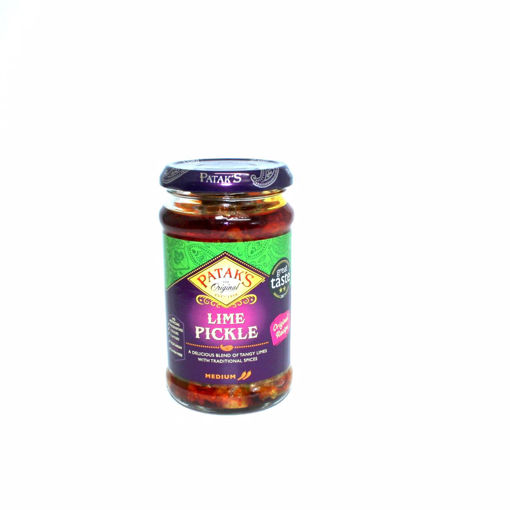 Picture of Pataks Lime Pickle 283G