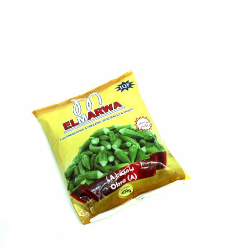 Picture of Elmarwa Frozen Okra 400G