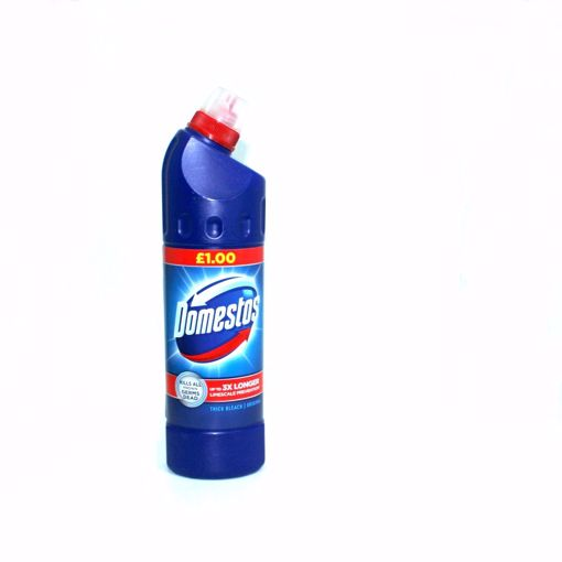 Picture of Domestos Thick Bleach 750Ml