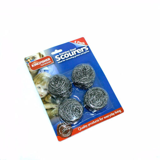 Picture of Stainless Steel Scourers
