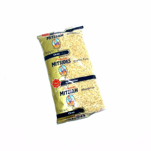 Picture of Mitsides Pasta Orzo 500G
